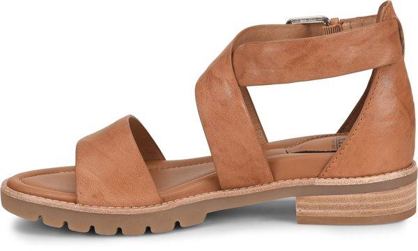 Image of the Novia shoe instep