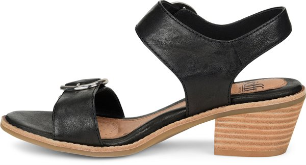 Image of the Sedrina shoe instep