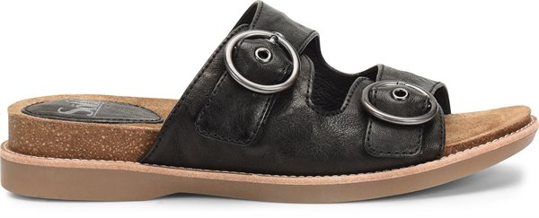Image of the Brooklyn shoe from the side