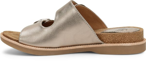 Image of the Brooklyn shoe instep
