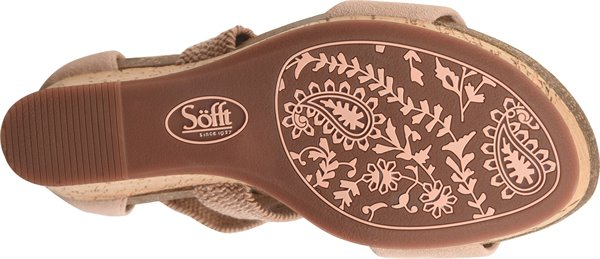 Image of the Chalette outsole
