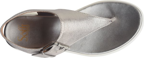 Image of the Farlyn shoe from the top