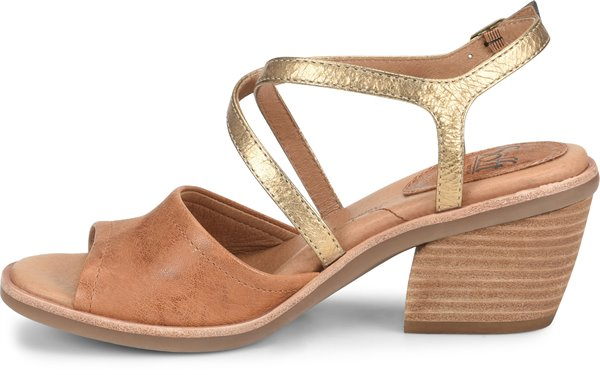 Image of the Piara shoe instep