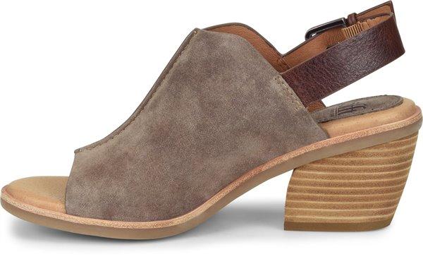 Image of the Pelonia shoe instep