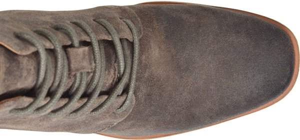 Image of the Corlea shoe from the top