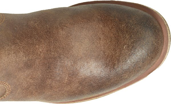 Image of the Sharnell-Low shoe from the top