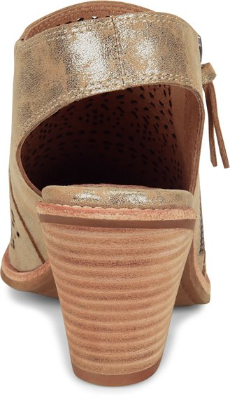 Image of the Tensley shoe heel