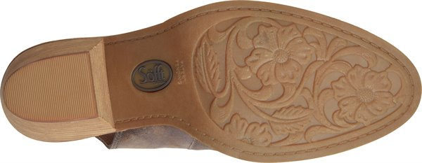 Image of the Tensley outsole