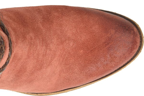 Image of the Taylie shoe from the top
