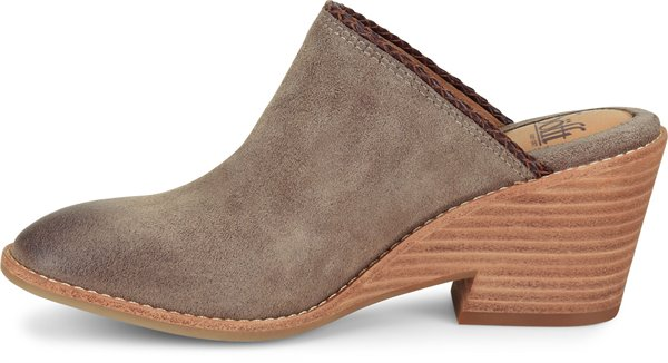 Image of the Samarie shoe instep