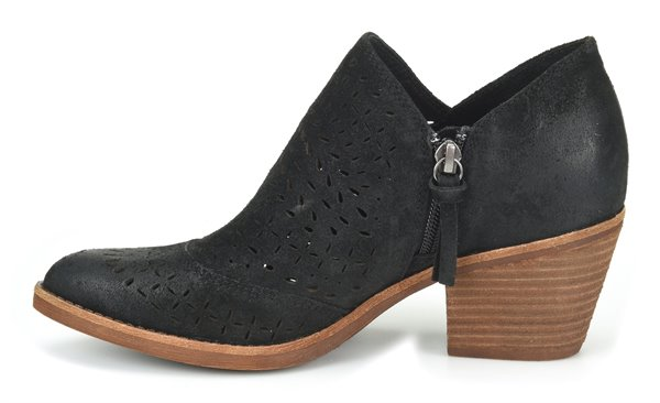 Image of the Amberly shoe instep