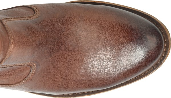 Image of the Aisley shoe from the top