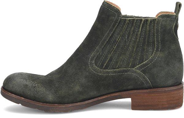 Image of the Bellis-III shoe instep