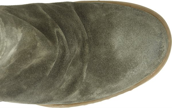 Image of the Siri shoe from the top