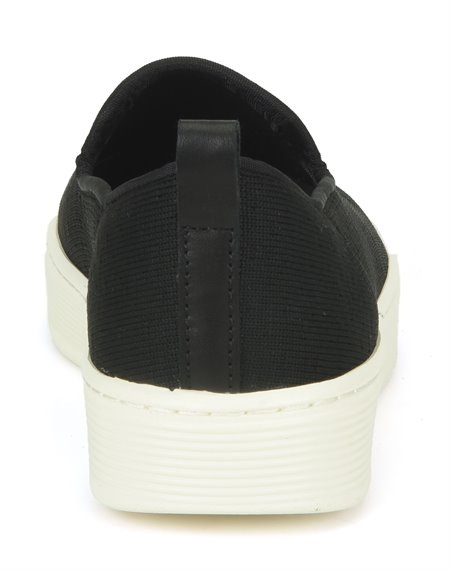 Image of the Somers-Slip-On-Knit shoe heel