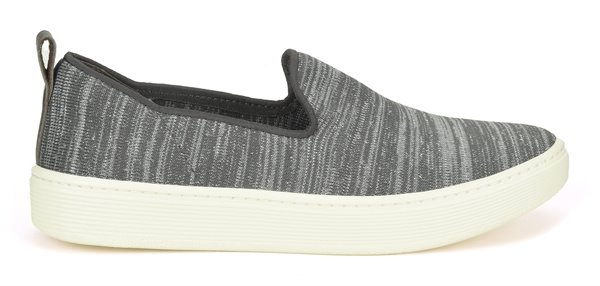 Image of the Somers-Slip-On-Knit shoe from the side