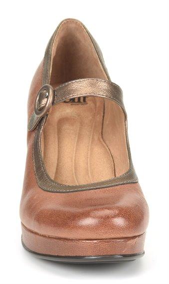 Image of the Grayling shoe toe