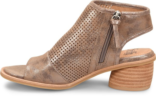 Image of the Coraline shoe instep