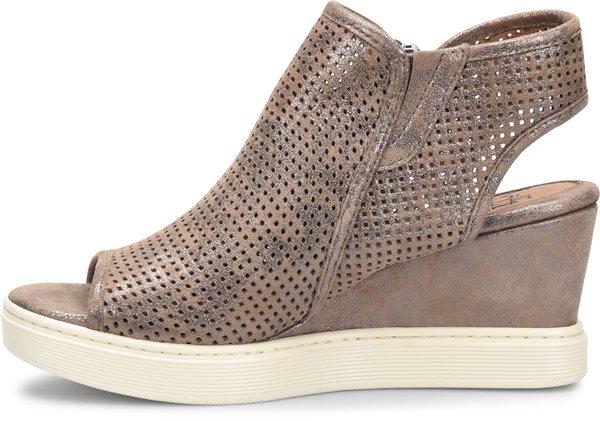 Image of the Saydee shoe instep