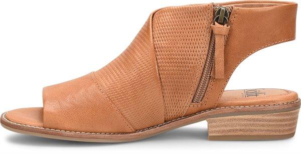 Image of the Natalia shoe instep