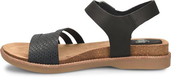 Image of the Brinda shoe instep