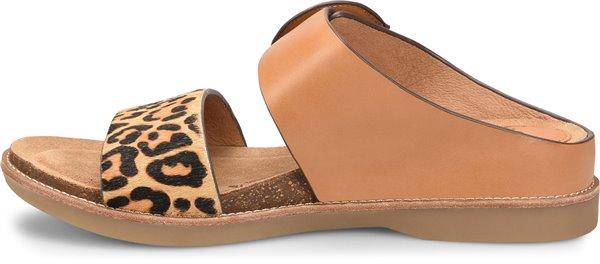 Image of the Braye shoe instep