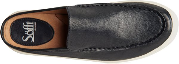 Image of the Somers-Moc shoe from the top