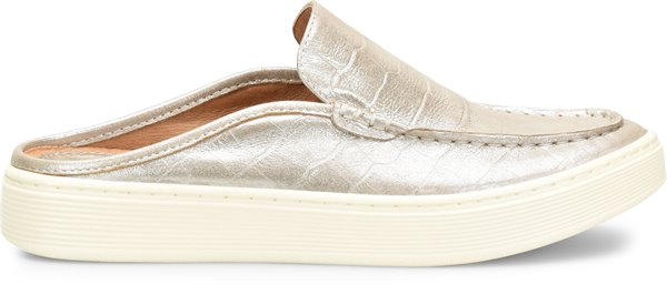 Image of the Somers-Moc shoe from the side
