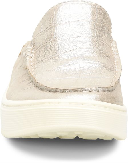 Image of the Somers-Moc shoe toe