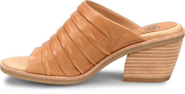 Image of the Pienza shoe instep