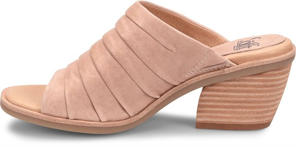Image of the Pienza shoe instep