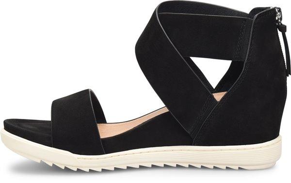 Image of the Senovia shoe instep