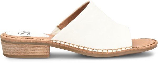 Image of the Nalanie shoe from the side