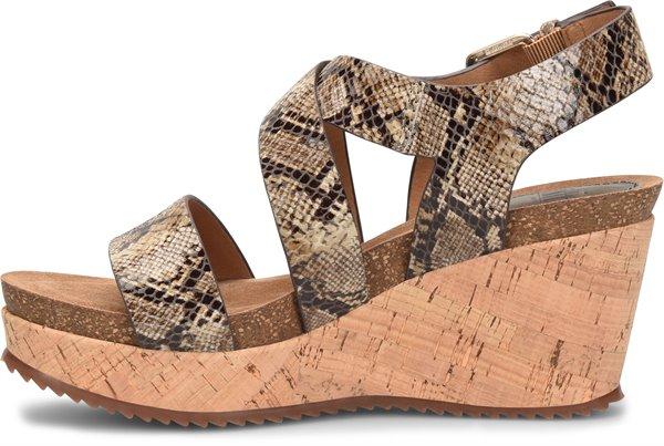 Image of the Haddison shoe instep