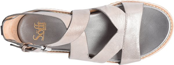 Image of the Mirabelle-II shoe from the top