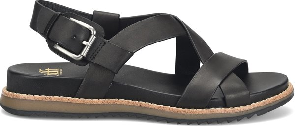 Image of the Fairbrook shoe from the side