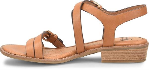 Image of the Nadie-II shoe instep