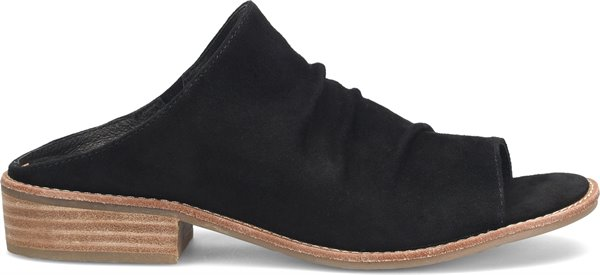 Image of the Netta shoe from the side