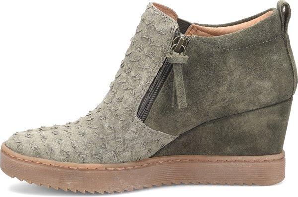 Image of the Slayton shoe instep