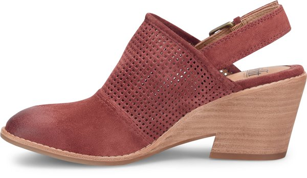 Image of the Sabie shoe instep