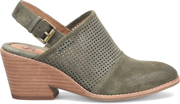 Image of the Sabie shoe from the side