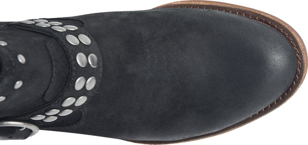 Image of the Allene-II shoe from the top