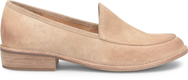 Image of the Napoli shoe from the side