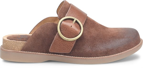 Image of the Billie shoe from the side