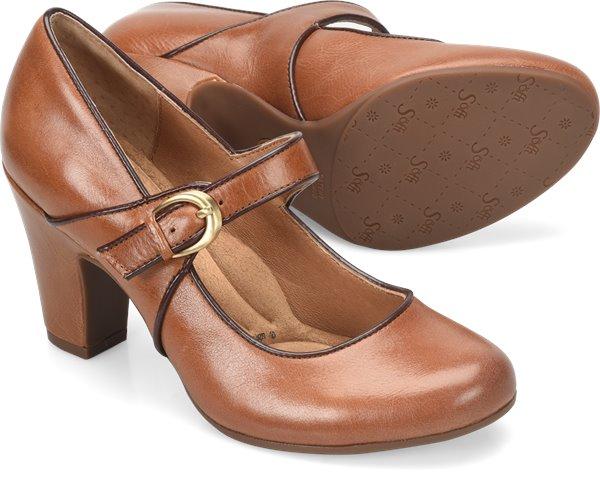 c5d6e067f9d63f Sofft Womens Product Miranda - Cork-Sturdy-Brown