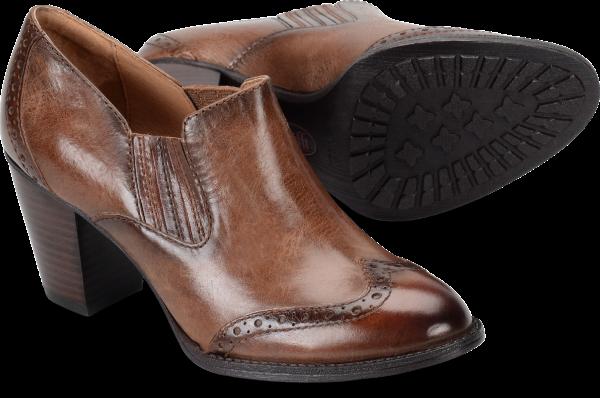 Pair shot image of the Weston shoe