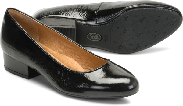 Pair shot image of the Belicia shoe