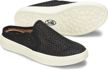 Somers-II-Slide in Black