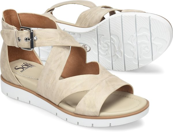 896b021779d90 Sofft Womens Product Mirabelle - Light-Grey