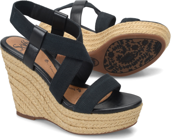 Pair shot image of the Perla shoe